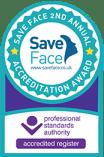 Save Face Accreditation Award