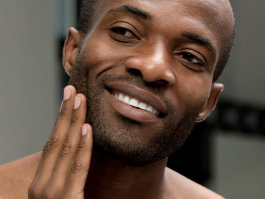 Men testimonials at Perfect Skin Solutions