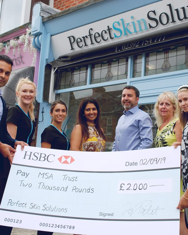 PSS Continues to Support the MSA Trust