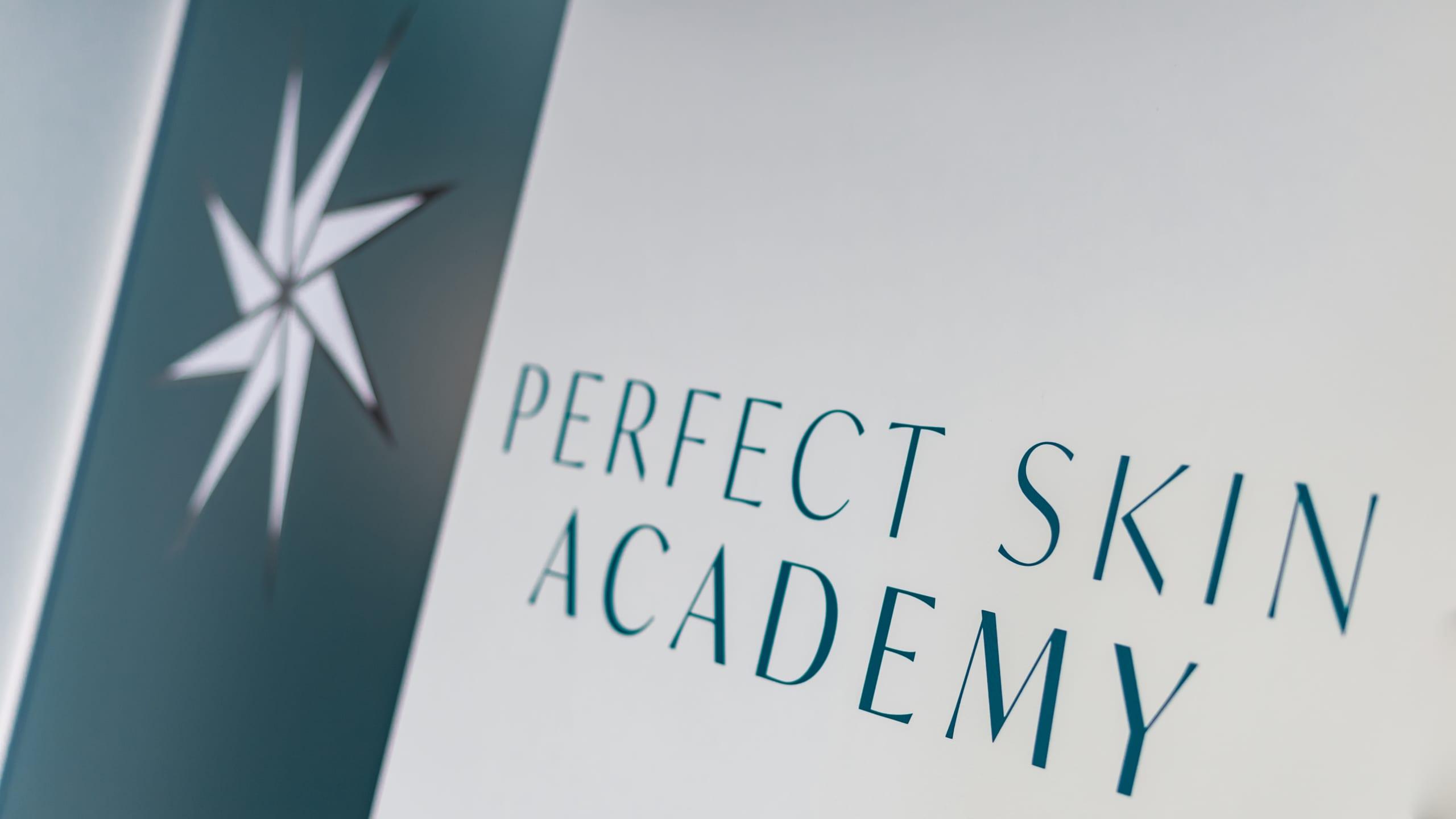 Perfect Skin Academy logo
