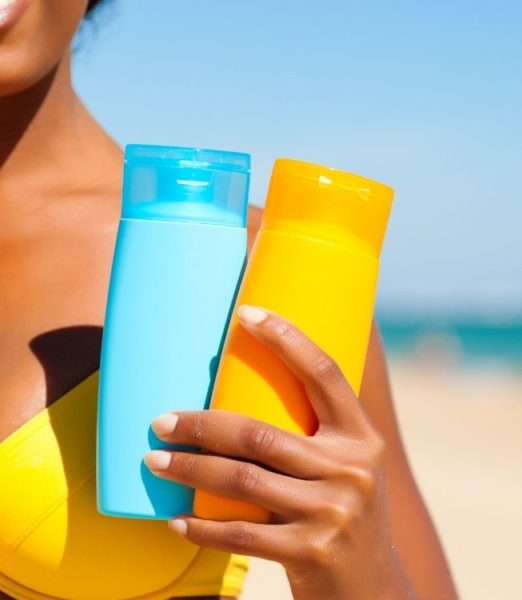 The Importance of Wearing Sun cream daily: even on a cool Summer Day